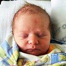 David Volák se narodil Simoně Sehořové z Teplic 18. dubna  ve 2.13 hod. v teplické porodnici. Měřil 51 cm a vážil 3,3 kg.