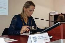 Zuzana Schwarz Bařtipánová (ANO), nová starostka Bíliny