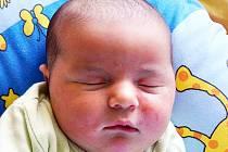 Štěpán Lukavský se narodil Martině Lukavské z Teplic 26. února ve 12.29 hod. v teplické porodnici. Měřil 51 cm a vážil  4,50 kg.