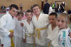 Mladí judisté z Teplic