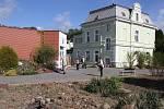 Botanická zahrada v Teplicích na 1. májový den otevřela mimořádně své brány.