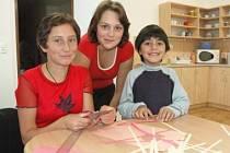 V Dětském domově v Krupce