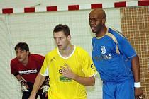 Futsalový zápas Balticflora A x V. Mýto