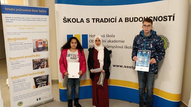 Fotografická soutěž FotoAréna SPŠ Teplice pro žáky základních škol zná vítěze.
