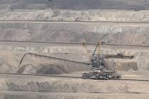 Povrchový důl Bílina