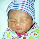 Nela Semerádová se narodila Aleně Strapkové z Drahkova 6. listopadu v teplické porodnici v 17,49 hod. Měřila 45 cm, vážila 2,30 kg