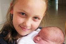 Mamince Lucii Habovčíkové z Měrunic se 7. září v 9.55 hod. v teplické porodnici narodil syn Martínek Mašanský. Měřil 52cm a vážil 3,80 kg. Největší radost má z malého brášky jeho sestřička Terezka.