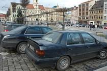 Parkování na náměstí Svobody bude zdarma