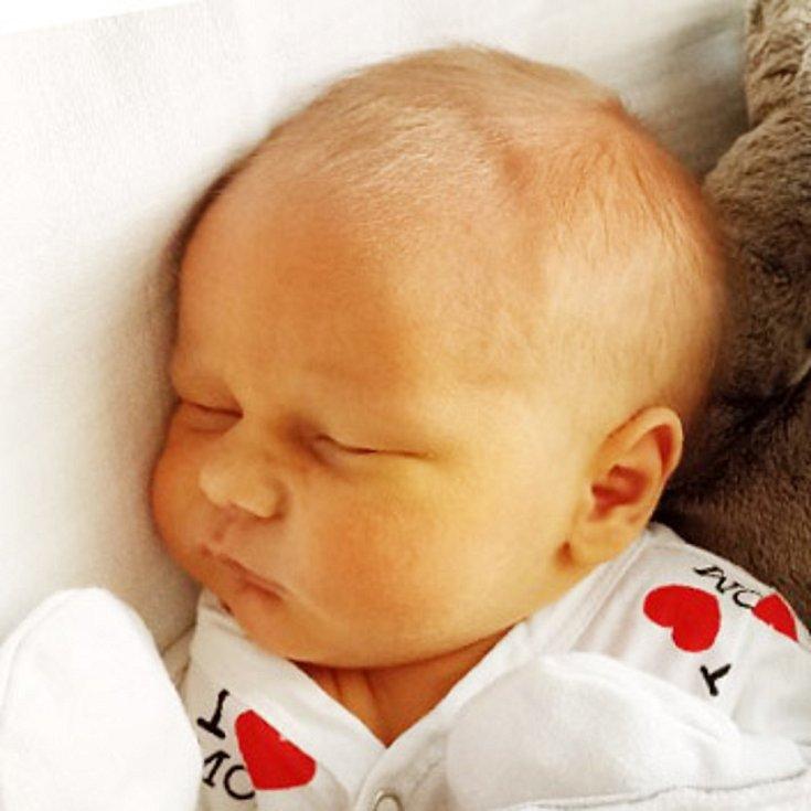Samuel Vraný se narodil Andree Vrané  2. července  v  9.29 hodin. Měřil 53 cm, vážil 4,00 kg.
