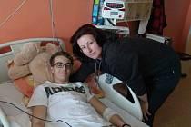 Matěj Šifalda vyhrál boj s leukémií