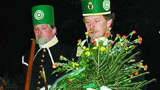 Pietní akt v Oseku