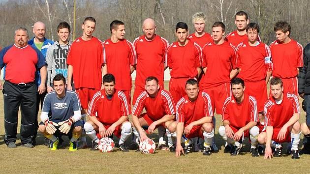 FK Duchcov před jarem