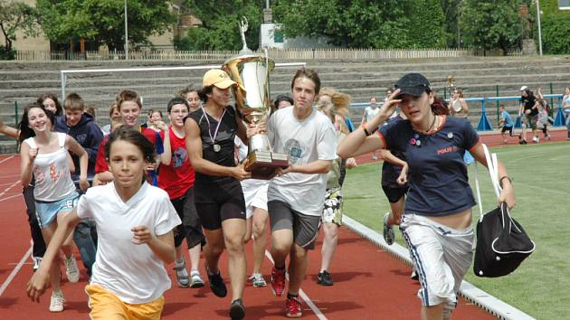 Mezinárodní sportovní hry o putovní pohár krupského starosty