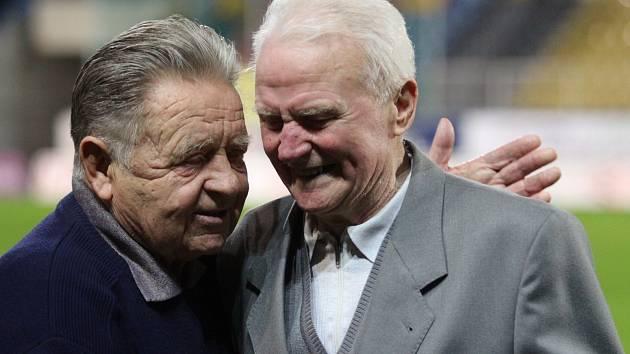 Slavoj Havlíček a Josef Říha