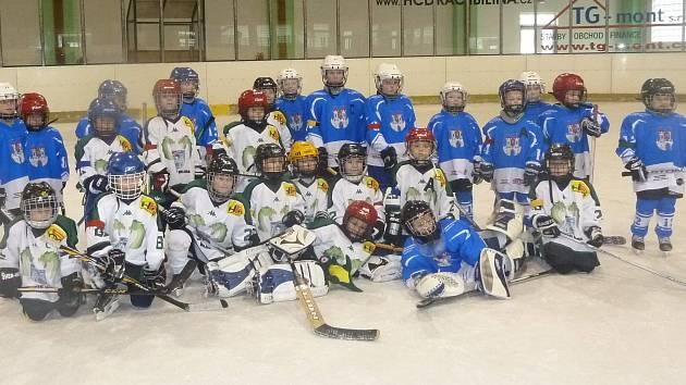 Hokejový potěr HC Draci Bílina