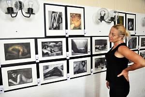 Výstava fotografií Roberta Vano v teplickém kostele Bartolomeus.
