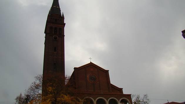 Bývalý kostel svatého Bartoloměje v Teplicích.