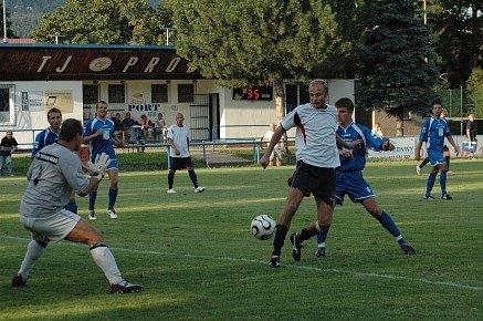 Fotbal v Proboštově