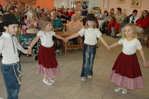 MŠ Hlávkova, Teplice - generálka na Mateřinku