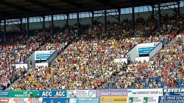 Teplice - Slávia, 23. srpna 2009, Na Stínadlech, 1:1