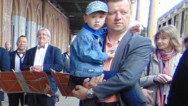 Hynek Hanza bude novým primátorem Teplic.