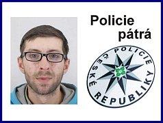 Policie pátrá po Janu Hospodkovi z Teplic.