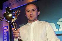 Sportovcem Teplicka pro rok 2009 je Pavel Verbíř z FK Teplice