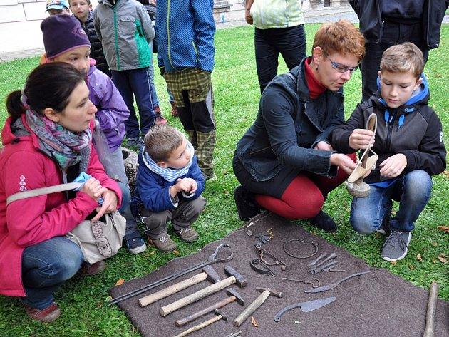 Den archeologie v muzeu