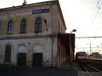Oprava vlakového nádraží Teplice