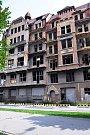 Teplické ruiny - hotel Imperátor v Trnovanech.