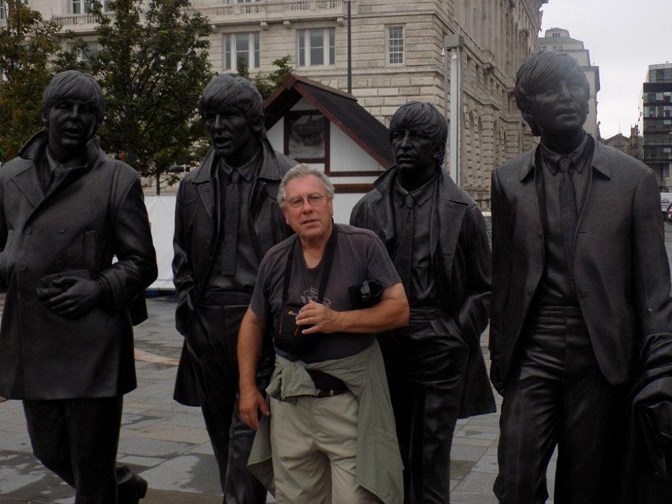 Liverpool je městem kapely Beatles a fotbalu.