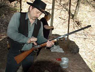 Střelby v Přítkově.