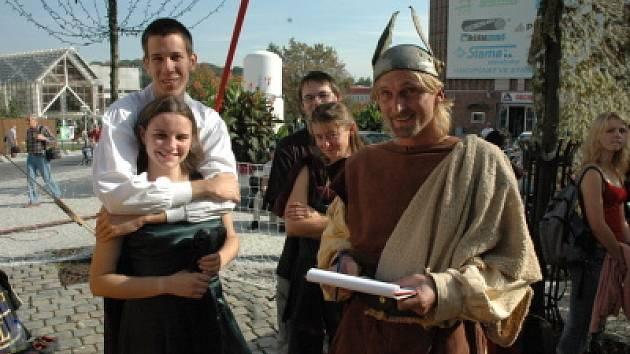 Keltské slavnosti