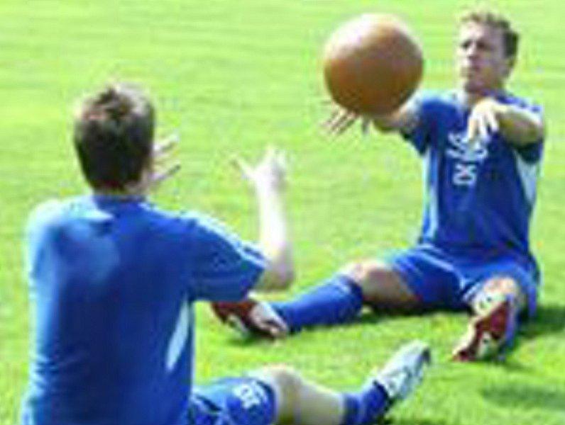 Tréninkový týden FK Teplice v Jílovém