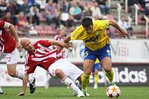 Viktoria Žižkov - FK Teplice 0:1