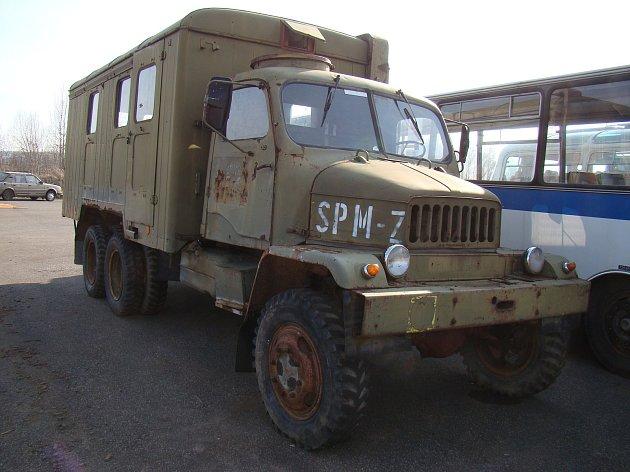 Praga V3S, ilustrační foto.