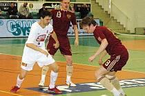 Česká republika x Rusko 0:3