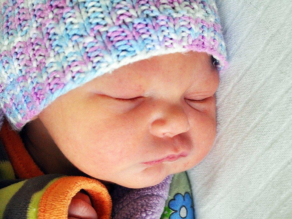 Kateřina Kopuletá se narodila Kateřině Kopuleté z Duchcova 10. dubna v teplické porodnici v 1,06 hod. Měřila 49 cm, vážila 2,75 kg.