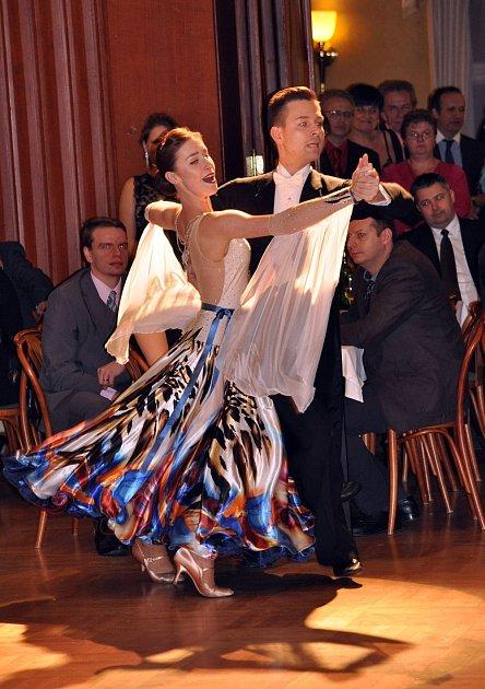 Lázeňský ples.