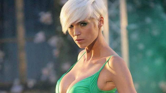 Modelka Hana Mašlíková