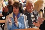 U příležitosti 112. výročí posvěcení kostela Panny Marie v Dubí se v sobotu konala slavnost.