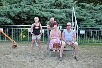 Vochomůrka Fest v Proboštově.