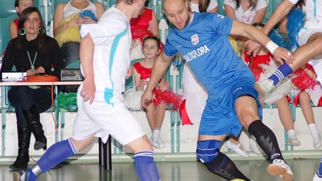 Z utkání FC Balticflora