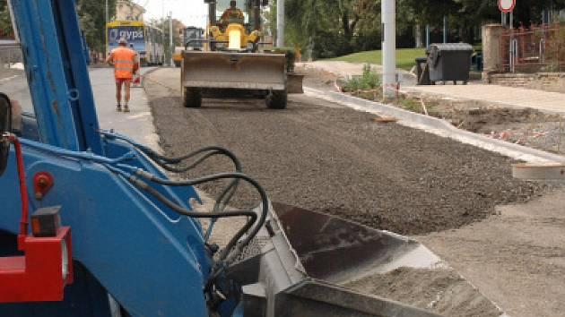 Rekonstrukce Masarykovy ulice