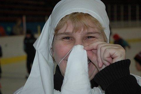 Maškarní karneval na ledě, Masarykova základní škola Krupka
