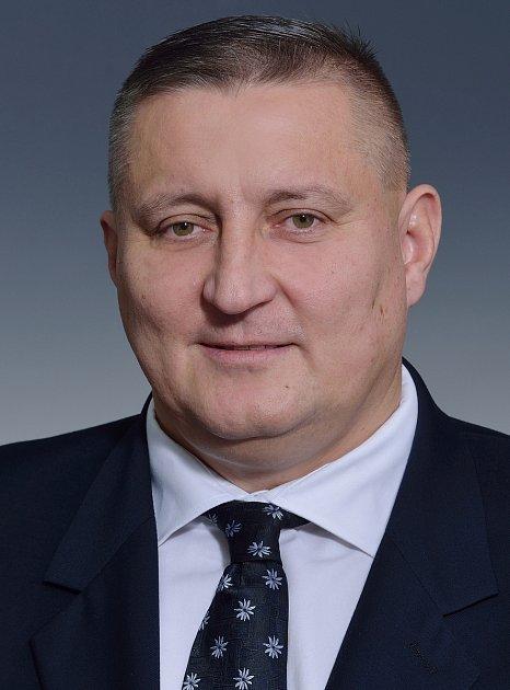 Martin Klika - velitel MěP Litvínov, zastupitel města Litvínova, zastupitel Ústeckého kraje za Lepší sever