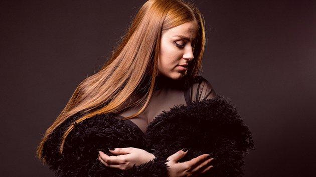 DJ Tereza Jirotková.