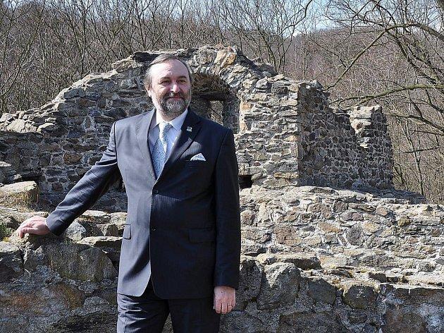Zdeněk Bergman.