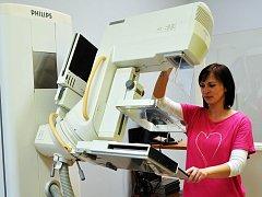 Nový mamograf v Bílině