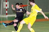 Futsal Semifinále play off FC Balticflora Teplice - Nejzbach Vysoké Mýto 4:0
